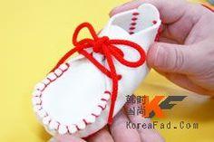 不织布宝宝鞋DIY-韩尚女性网