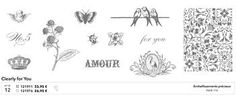 stampin up clearly for you - Recherche Google