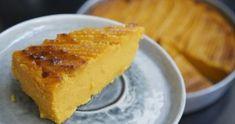 Gâteau de patate douce de la Réunion