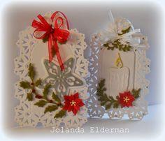 Jolanda's Crea-Blogg: Label-hangers & Give-Away