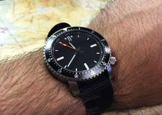 CountyComm - SR-3 Mid Divers Automatic Maratac™ Watch