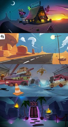 A mobile video game  i worked on as lead artist for Bulkypix company.- Character design- Environment design- Animation- Trailers