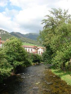 Rio Casaño (Arenas de Cabrales,Asturias)