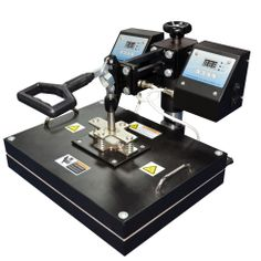 Dual Sublimation T-shirt Heat Press Machine