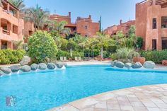 Pool in Palm Mar Tenerife