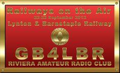 GB4LBR QSL card