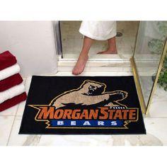 Morgan State Bears NCAA All-Star Floor Mat (34x45)