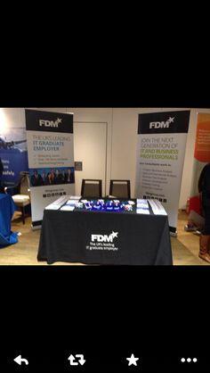 Aston university careers fair back in November  #FDM