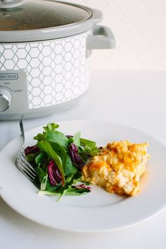 How To Make Mac and Cheese in the Slow Cooker — Cooking Lessons from The Kitchn