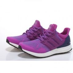 Adidas Ultra Boost women Purple white b0a83a49b