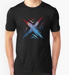 """X Symbol - Color Edition"" T-Shirts & Hoodies by Lidra | Redbubble"