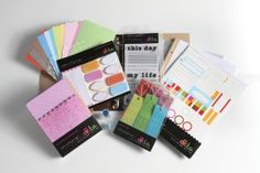 Ditto collection to make planner