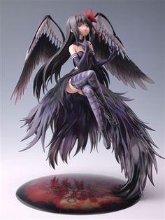 Puella Magi Madoka Magica-Devil Homura (PVC Figure) - 18 Scale (will ship in December 2014)