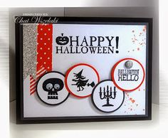 Me, My Stamps and I: Happy Halloween