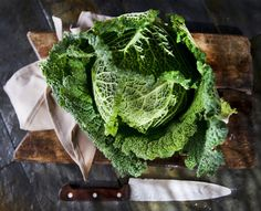 The Chalkboard's Simple Secret: Massage Your Kale | via @Matty Chuah Honest Company blog