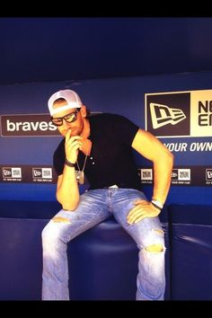 Chase Rice.....great music, but would you just look at him!  WOW!!!