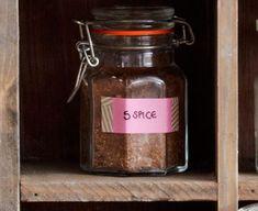 Five-spice mix