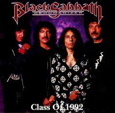 Black Sabbath - Class Of 1992 (Langley Langley, Japan, 2002)