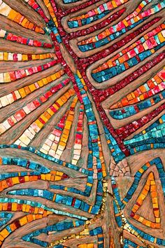 So, are these the world's most #innovative #mosaic #artists? Share your answers on the blog!