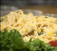 I have to get this everytime I visit the Souper Salad restaurant! - Salad - Souper Salad Fettuccini