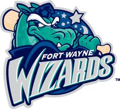 """Fort Wayne Wizards.  I refuse to acknowledge the terribly named and themed """"Tin Caps""""..."""