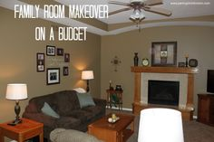 A few weeks ago, I shared a post about how you can update your home on a budget. My husband and I actually JUST did our own makeover in our home and did so without spending too much. The differenc ...