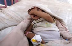 اخبار اليمن اليوم الاثنين 14/8/2017 تقرير أممي: 16 مليون يمني لا تتوفر لهم مياه نظيفة