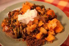 Ανοιξιάτικο Τουρλού λαχανικών με ξινόχοντρο Grains, Rice, Chicken, Meat, Ethnic Recipes, Food Ideas, Seeds, Laughter, Jim Rice
