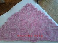 szal / shawl / knitting / druty / Druciki Dory /