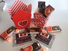 Our sweethearts gift pack ! 2 tour tix locally made gourmet candy from #sugah! All for $90 taxes in! Great gift!! Localtastingtours.com for further details!