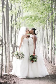 interracial lesbians getting married?? this is a republicans worst nightmare!