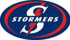 Stormers logo image: The Stormers is a South African professional Rugby union team. Super Rugby, South Africa Rugby Team, Rugby Images, Rugby Sport, Team Mascots, World Rugby, Great Logos, Chicago Cubs Logo, Sports Logos