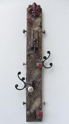 Wall Hanging Jewelry and Accessories Organizer/Display by ArtUniq, $300.00