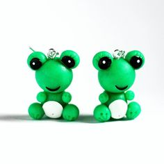 Cute frog earrings. For more handmade jewelry please visit my Etsy store by following the link in my bio. Thank you  #cute #frog #earrings #earring #jewellery #jewelry #handmade #green #kidjewelry #girl #girljewelry #girlgift #giftforgirls #froglove #froglover #etsy #handmadejewellery #handmadejewelry #handmadegift #handmadegifts #instafrog #frogs #frogjewelry #greengift #cutejewelry #cuteearrings #instagift #instagifts #instagoods #instagreen