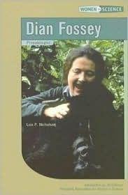 Dian Fossey: Primatologist Ada Lovelace, Dian Fossey, Primates, Monkeys, Science, Reading, Books, Mountain Gorilla, Mountains