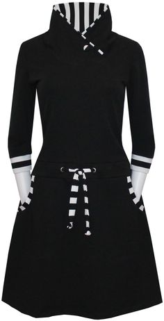 Dress Winter Marina ungiko dresses to fall in love with! Winter Dresses, Casual Dresses, Dress Winter, Sporty Summer Outfits, Marine Look, Marina Dress, Muslim Women Fashion, Fitness Wear Women, Pepe Jeans London