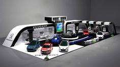 Peug. Cars Exhibition
