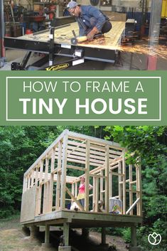 Framing My Tiny House &; How To Frame A Tiny House The Right Way Framing My Tiny House &; How To Frame A Tiny House The Right Way Neverquit nilsbaas Tiny House Framing your […] Homes On Wheels diy Building A Tiny House, Tiny House Cabin, Tiny House Living, Tiny House Plans, Tiny House On Wheels, Tiny House Design, My House, Build House, Off Grid Tiny House
