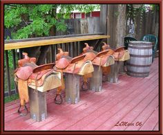 lonesome saddles      where we ate in Washington state