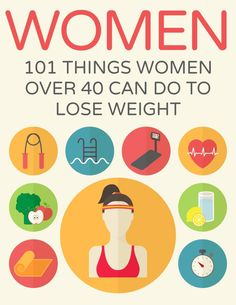 weight loss for women over 40 picture