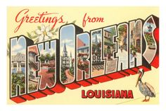 New Orleans :)
