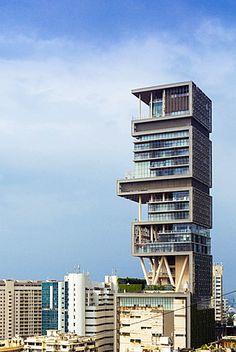 42 best antilia mumbai images most expensive mukesh ambani house rh pinterest com