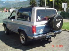 Ford Bronco Sports Utility Vehicle