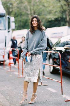 Paris Fashion Week SS 2016....Giovanna