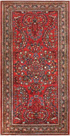 Antique Persian Serab Rug 47171 Main Image - By Nazmiyal