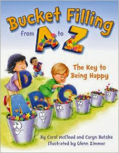 Bucket Filling from A to Z Book Review