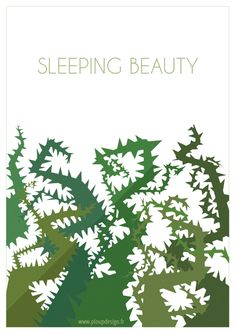 Biollywood - Sleeping beauty (1959) #biollywood #plant #minimal #movie #sleepingbeauty