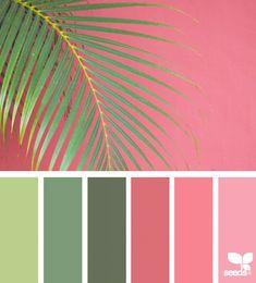 Color Frond | design seeds | Bloglovin'