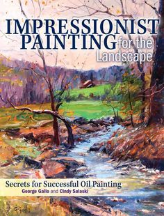 Learn to see, think and paint like an Impressionist master! Monet. Renoir. Van Gogh. Redfield. Garber. These beloved Impressionist masters continue to inspire with their rich and vivid artistry. Their