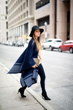 Club Monaco Cape & DSTLD Denim